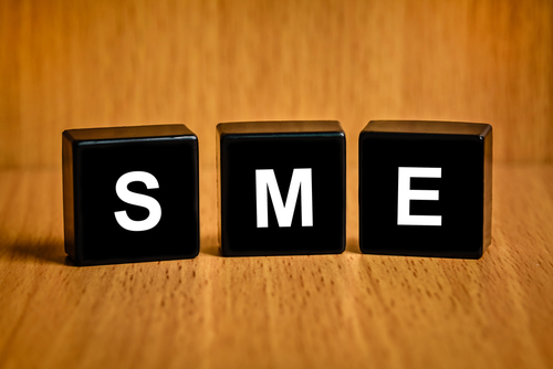 SME in building blocks