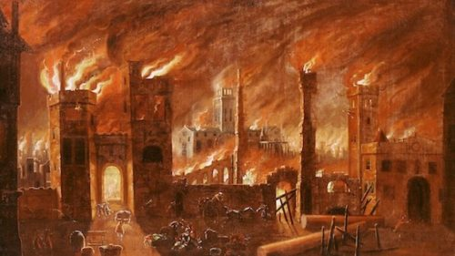 Graduate & Student London Summer: Fire Fire Exhibition London Museum
