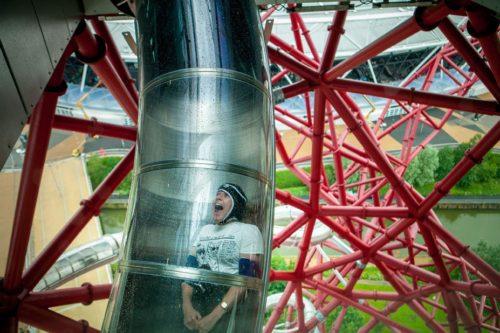 Graduate & Student London Summer: Orbit Slide