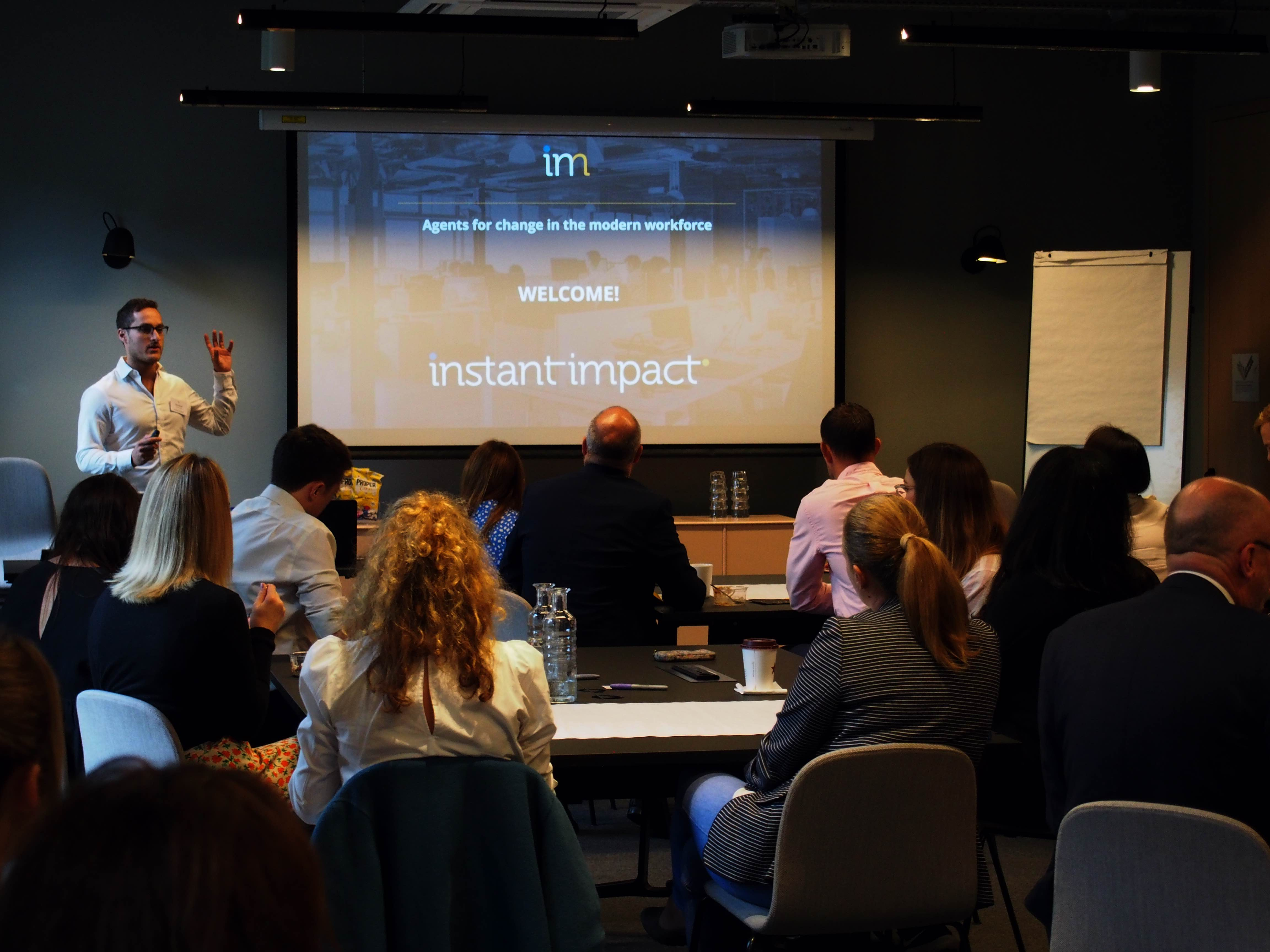 Barriers to diversity: Instant Impact Agents for Change