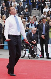 Paralympics - International Paralympic Day - Trafalgar Square